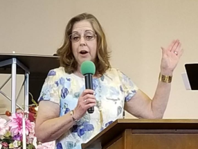Pastor Suzanne 081918